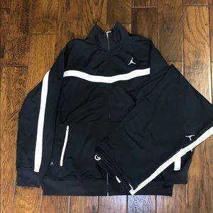 Jordan Track Suit